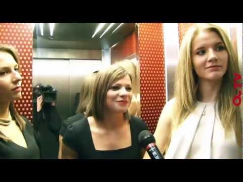 Su olimpietėmis lifte - karšta!