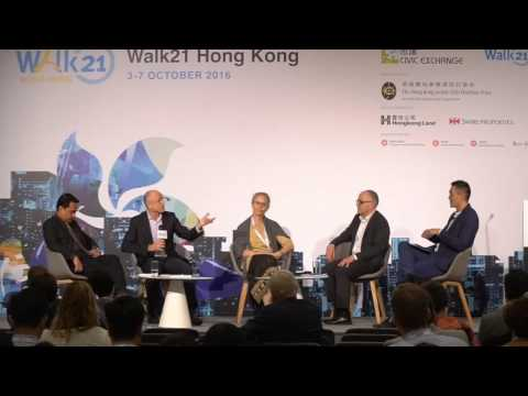 Walk21 Hong Kong Conference | Power of partnerships - Group Discussion | Day 2