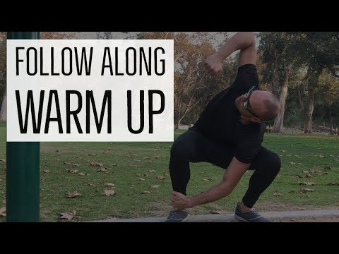 Warmup for the r/bodyweightfitness Recommended Routine