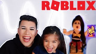 How to be a baddie on ROBLOX!!!