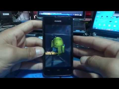 Huawei Ascend Y300 Hard Reset