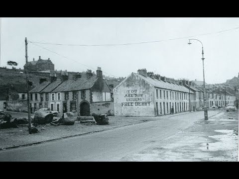 "Derry City Documentary  ""Londonderry, What Now?"" -  1970"