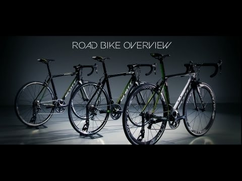 SCOTT ROAD-BIKE OVERVIEW