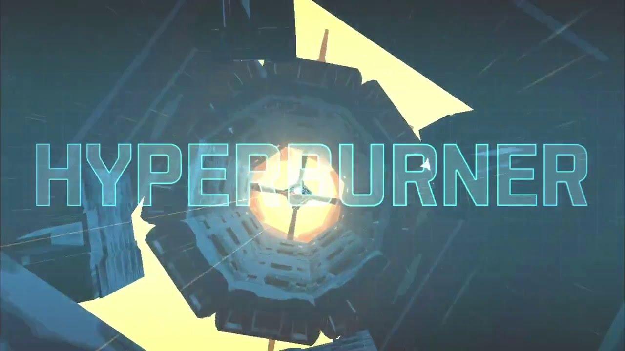Hyperburner Trailer