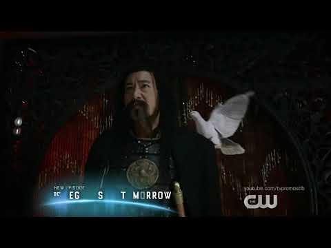 Легенды завтрашнего дня 5 сезон 5 серия - промо и дата выхода в России