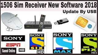 1506g sim receiver software by Saeed Online