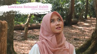 Alfina Nindiyani - Law Kana Bainanal Habib ( Music Video) || Musik Positif