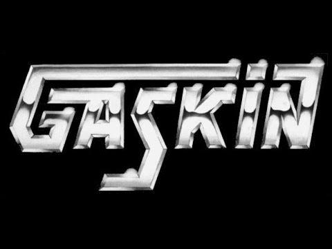 """Gaskin """"I'm No Fool"""" 7 inch single 1981."""