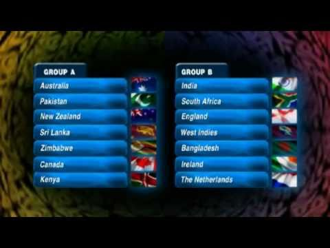 Cricket World Cup 2011 Amazing Matches Schedule ICC PAKISTAN