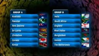 Cricket World Cup 2011 Amazing Matches Schedule (ICC) PAKISTAN