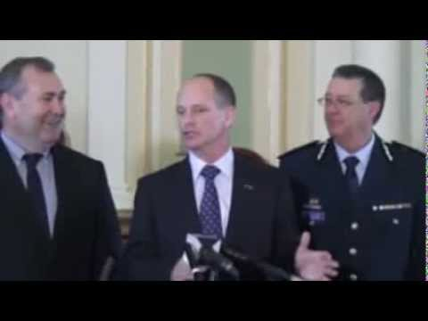 Police and Community Safety Review - Media Conference