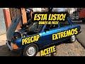 FIAT 128 Enfierrado - CAMBIO  DE PRECAP + EXTREMOS + ACEITE