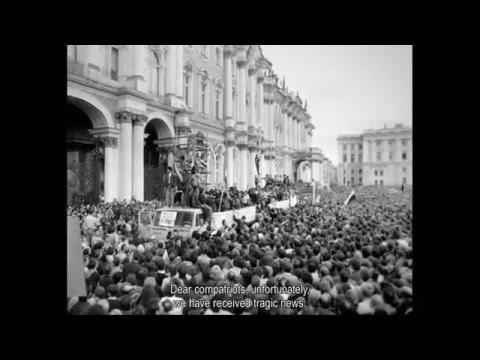 THE EVENT/SOBYTIE  by Sergei Loznitsa.  International trailer
