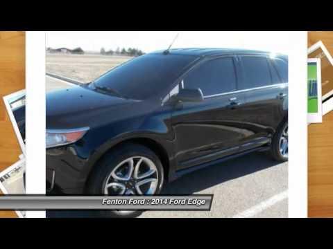 2014 Ford Edge Dumas Tx Eba65399 Youtube