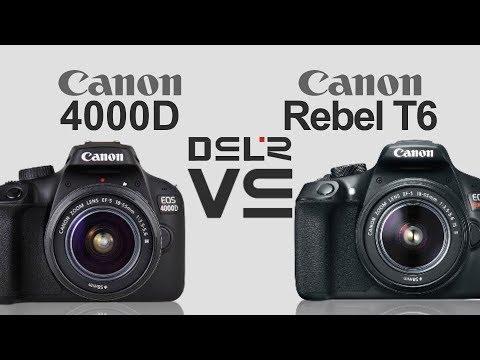 canon t6 preço