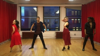 Despacito-luis Fonsi Ft. Daddy Yankee | Dance Cover By Reaction