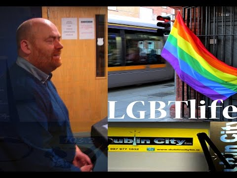LGBTLIFE welcomes Cllr Francis Timmons