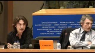 Sassoli - Ligabue: Vivere senza Paura