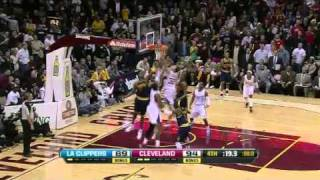 Cavs vs Clippers march 9 game highlights