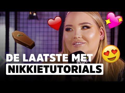 NikkieTutorials over haar laatste keer botox, drugs en... trio's? | De Laatste (with subtitles) #6