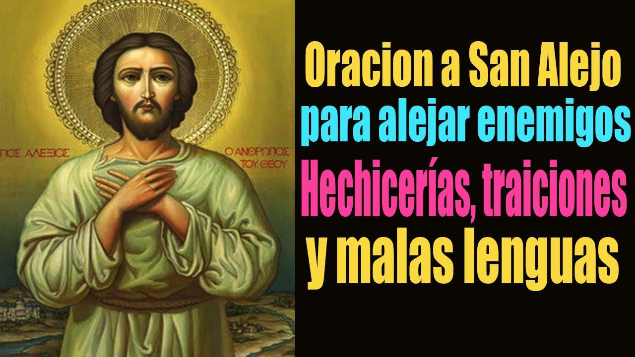 d8b89845a3f Oración a San Alejo para alejar envidias