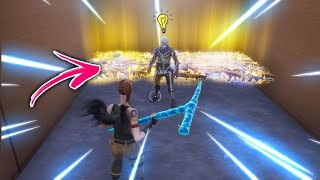 Insanely Smart Scammer Gets Scammed For Entire Inventory! In Fortnite Save The World Pve