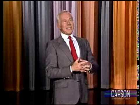 Johnny Carson Cracks Up When He Forgets What Hes Saying, Funny ...