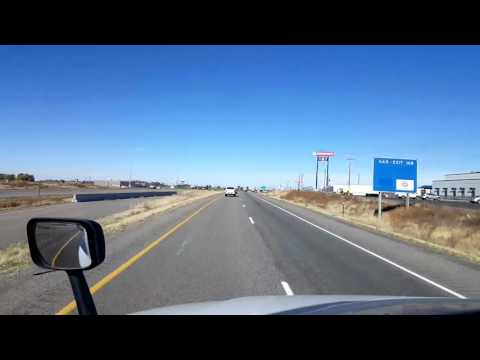Bigrigtravels Live! - Twin Falls to Wilder, Idaho - Interstate 84 - October 21, 2016