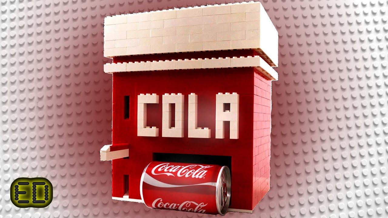 how to make coca cola machine
