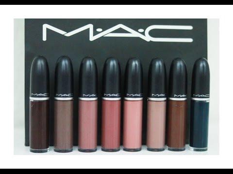 Makeup for mac interview