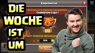 Das Ergebnis | Wie hat sich Dark Looters in Champion 1 geschlagen? | Clash of Clans deutsch