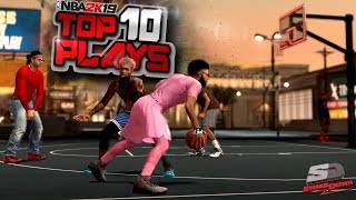 NBA 2K19 Top 10 Plays Of The Week #25 - PUTBACKS, Triple LOBS & More
