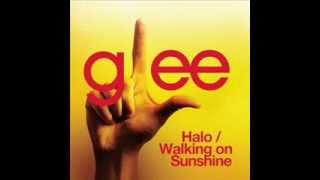 Glee - Halo/Walking On Sunshine (Sped Up)