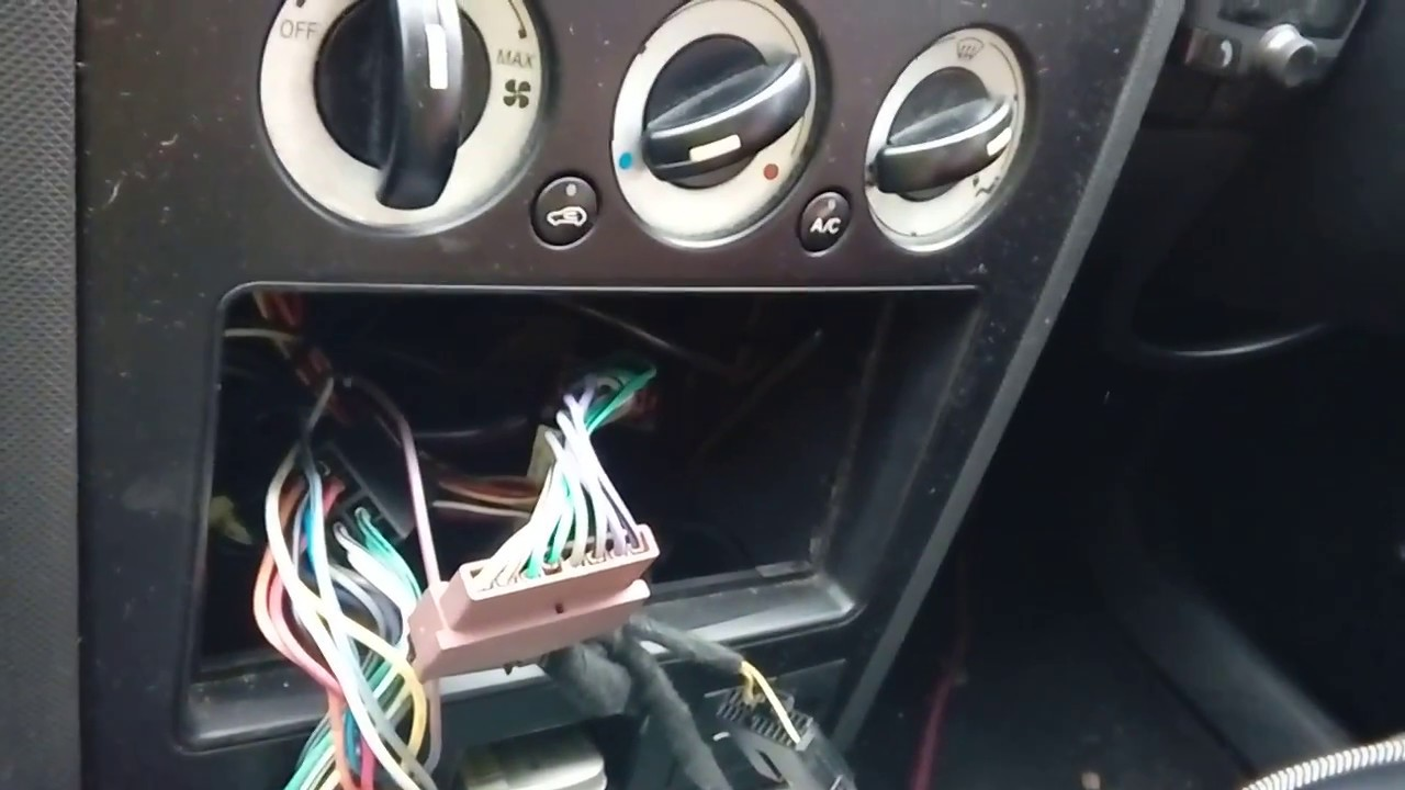 mondeo mk3 1999 2007 radio removal  u0026 installation guide