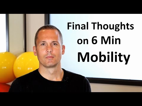 Final Thoughts - 6 Minute Routine