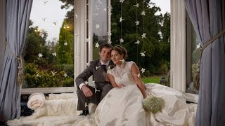 Crystal White Wedding by Lusso Styling - Produced by Evolution Film Production, West Yorkshire