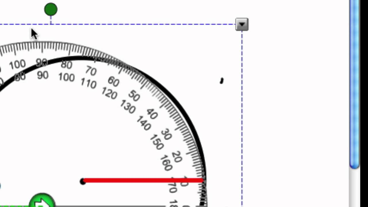 Using a protractor to create a circle graph 52 youtube using a protractor to create a circle graph 52 nvjuhfo Images