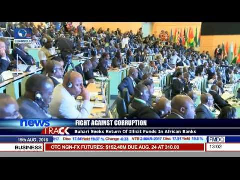 Fight Against Corruption: Buhari Seeks Repatriation Of Illicit Funds
