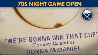 An Era to Remember | Buffalo Sabres 70s Night Game Open