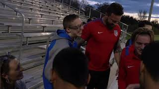 U.S. Soccer Paralympic National Team