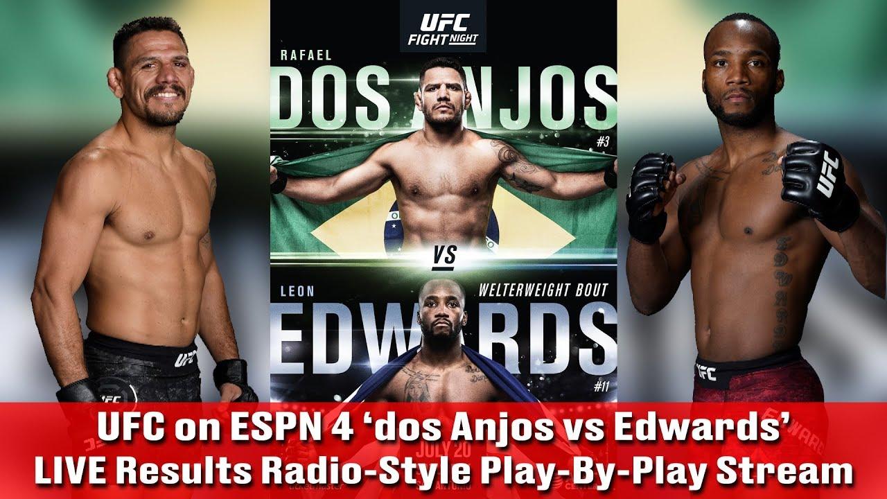 UFC on ESPN 4 live stream - MMAmania com