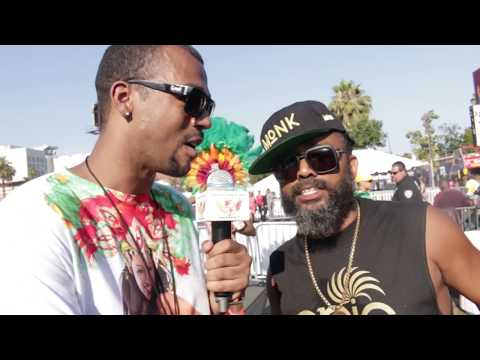 Machel Montano Interview Hollywood Carnival Life TV