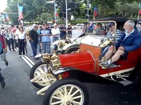 Vintage Cars in Sydney