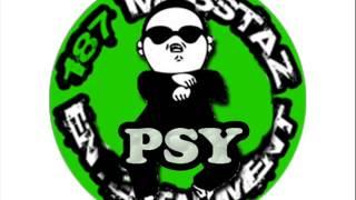 Repeat youtube video WE DON'T DIE WE Gangnam Style - 187 Mobztah ft. PSY