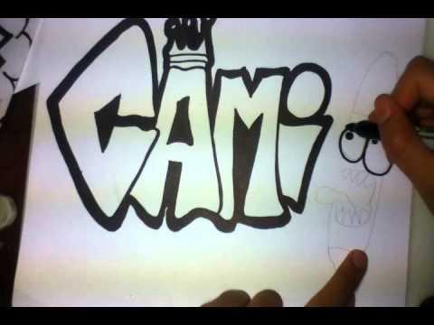 Haz tu propio graffiti Facil!