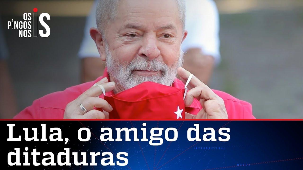 Depois de defender Cuba, Lula perde popularidade digital