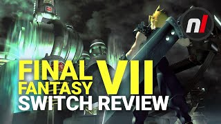 Final Fantasy VII Nintendo Switch Review - Is It Worth it?