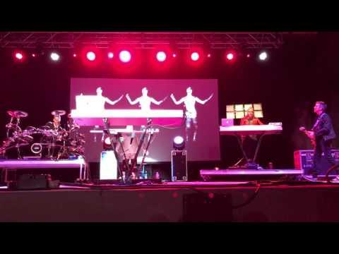 Howard Jones - Everlasting Love • CMCU Amphitheater • Charlotte, NC •7/29/2017