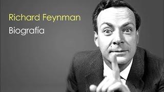 Richard Feynman: Biografía