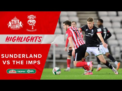 Sunderland Lincoln Goals And Highlights